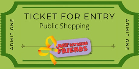 JBF Cherry Hill FREE Shopping Passes tickets