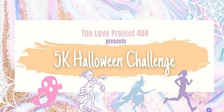 5K Halloween Challenge tickets