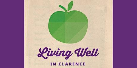 Living Well in Clarence - Volunteering Tasmania tickets
