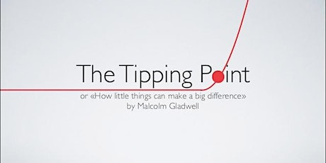Book Review & Discussion : The Tipping Point tickets