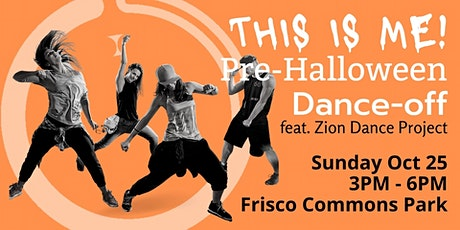 THIS IS ME! - Pre-Halloween Dance-off & Art for Students tickets