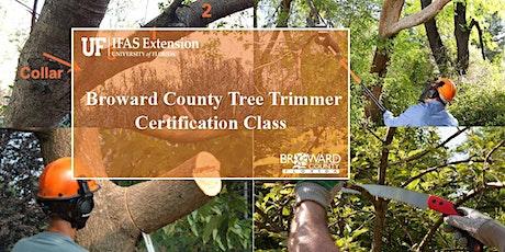 Broward County Basic Spanish  Tree Trimmer  Class tickets