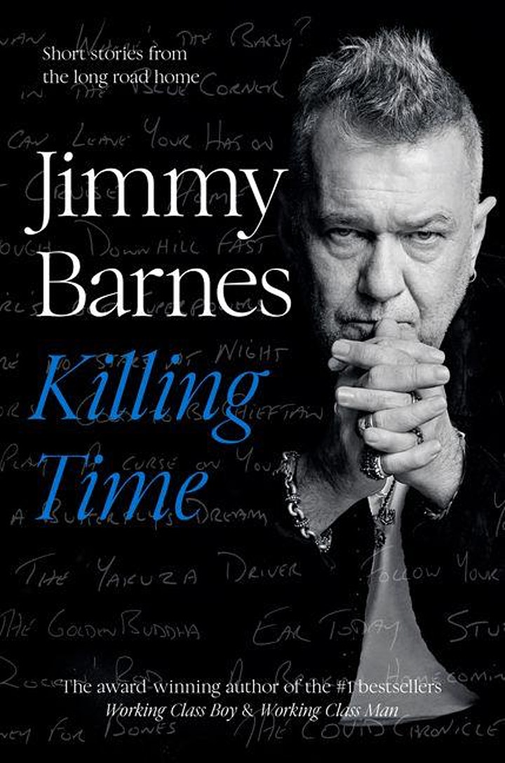 NSW Exclusive: Jimmy Barnes in Conversation image