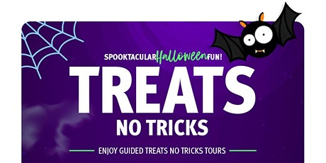 Treats No Tricks tickets