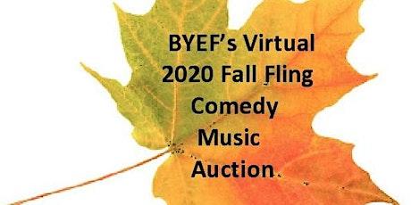 Bailey Youth Enrichment Foundation 2020 Virtual Fall Fling tickets