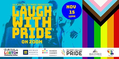 Laugh with Pride tickets