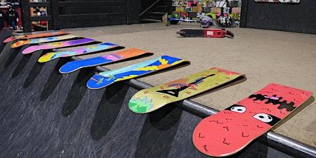 Build Me Skate Deck Design tickets