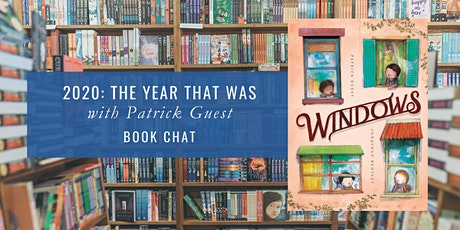 Book Chat (Online): 2020 The year that was - with Patrick Guest tickets