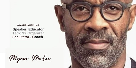 Co.ology: Next Level Living with Myron McFee  (ONLINE Live Event) tickets