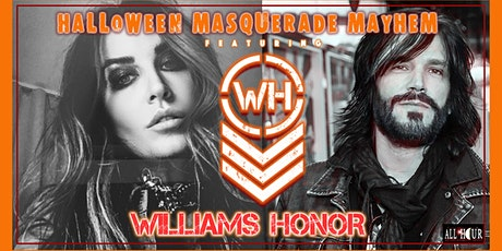 WILLIAMS HONOR LIVE: Masquerade Mayhem tickets