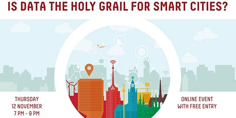 Is Data the Holy Grail for Smart Cities? tickets