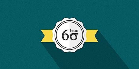 Lean Six Sigma Green & Black Belt Online Certification Training in Riyadh tickets