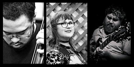 Karin Reid & Alex Wolken: jazz noir extended duo ft. Umar Zakaria (DUNEDIN) tickets