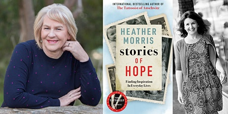 Heather Morris in Conversation with Claire Halliday