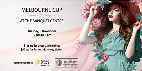 Melbourne Cup 2020 at The Banquet Centre tickets