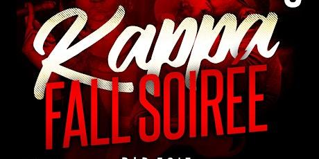 KAΨ presents THE KAPPA FALL SOIRÉE @ BAR5015 tickets