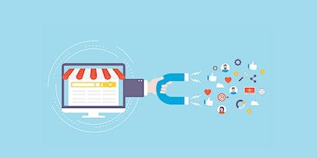 Webinar - Online werken aan meer leads, hoe doe je dat? tickets