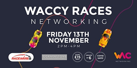 WACCY RACES - SCALEXTRICS tickets