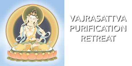 Vajrasattva Purification Retreat tickets
