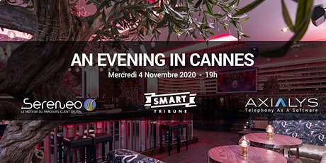An Evening in Cannes tickets