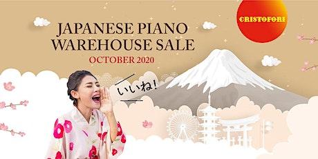JAPANESE PIANO WAREHOUSE SALE 2020