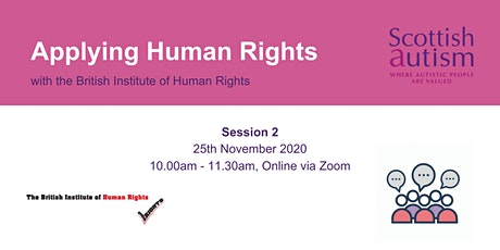 Applying Human Rights - Accessing (or trying to access) Health & Care tickets