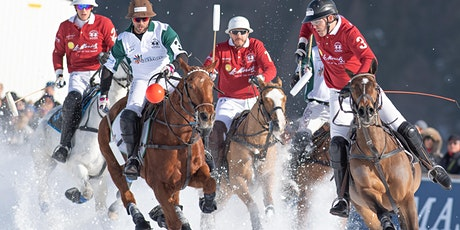 Snow Polo World Cup St. Moritz 28.-30.01.2022 tickets