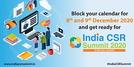 India CSR Summit 2020 tickets