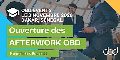 AfterWork OBD -  CEO, Chef d'entreprise, Communication, Marketing & IT, Web billets