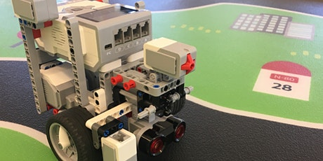 Lego Mindstorms (ouder/kind) kersteditie tickets
