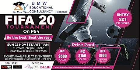 BMW Educational Consultancy Presents FIFA 20 Tournament || PRISHA EVENTS tickets
