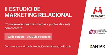 II Estudio de Marketing Relacional entradas