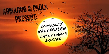 CONTROLA's 1st Annual Halloween Social tickets