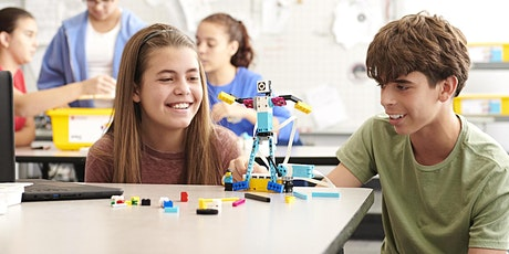 ROBOTER MIT LEGO® EDUCATION SPIKE™ PRIME Tickets