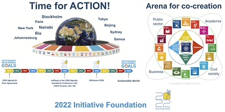Accelerate Sustainability! A Dialogue on Action & Co-creation tickets