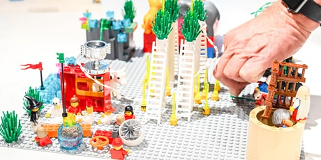 Lego® Serious Play® Online Basic Training – Januar 2021 Tickets