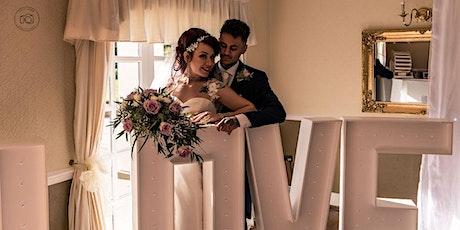 Hatfeild Hall Social Distanced Wedding Showcase tickets