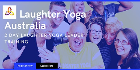 2 Day Laughter Yoga Leader Training tickets