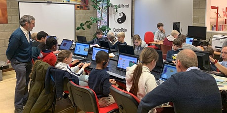 CoderDojo Bib Overijse - 14/11/2020 tickets