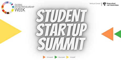 Student Startup Summit tickets