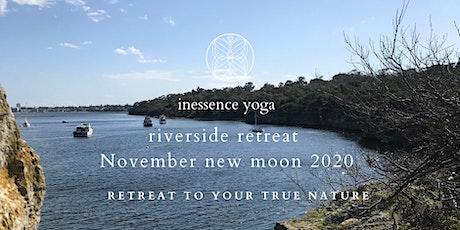 new moon riverside retreat tickets