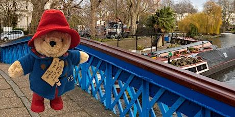 Paddington Bear's London tickets