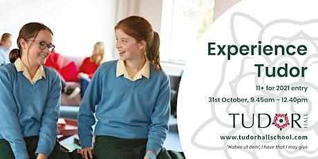 Experience Tudor (11+ for 2021 entry) tickets