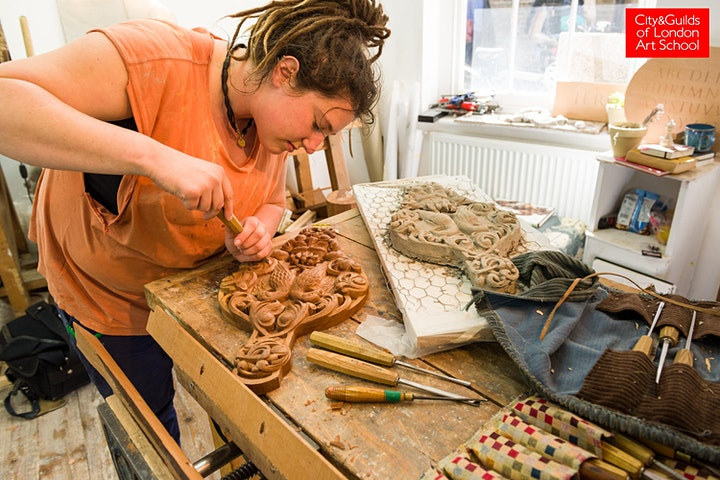 BA (Hons) Wood or Stone Carving Online Open Days image
