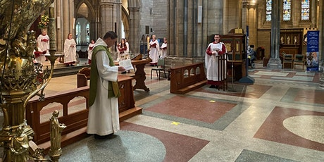 Sunday Sung Eucharist 10am, 15th November tickets