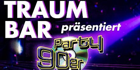 TraumBar präsentiert: 90er Tickets