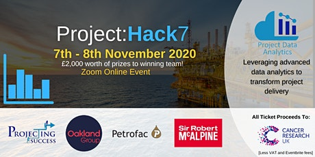 Project Hack7 tickets