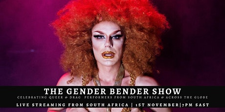 The Gender Bender Show  S1E1 tickets