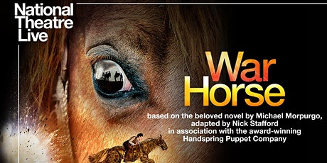 NT Live 'War Horse' and Italian food