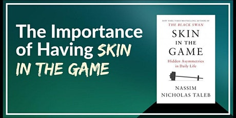 Book Review & Discussion : Skin in the Game tickets